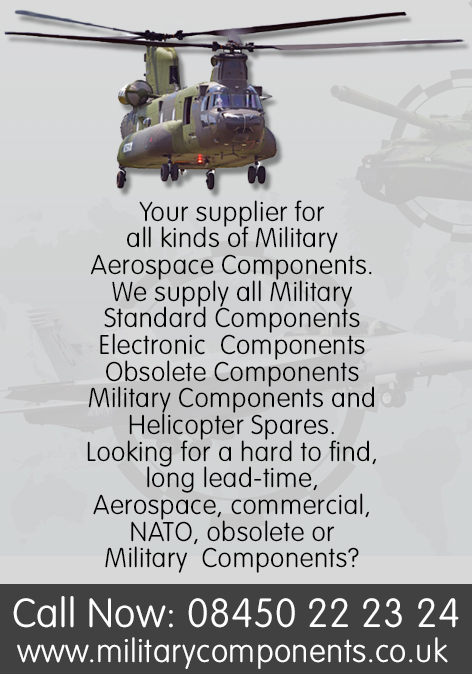 Military Components Products
